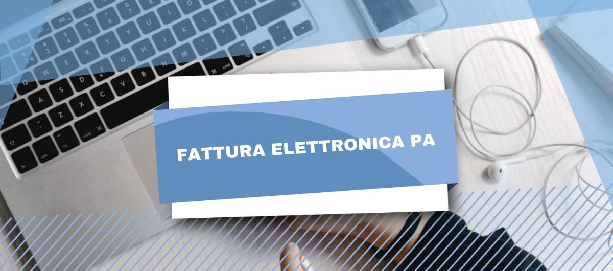 Certificazione dei crediti e fattura elettronica pa