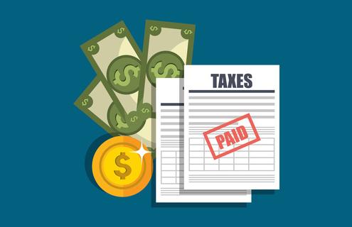 come pagare le tasse