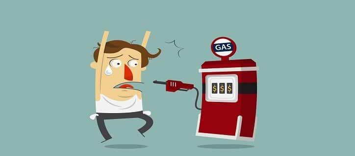 Scheda carburante per detrarre i costi di rifornimento