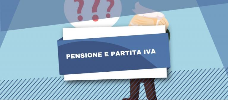 Pensione e partita IVA possono convivere?