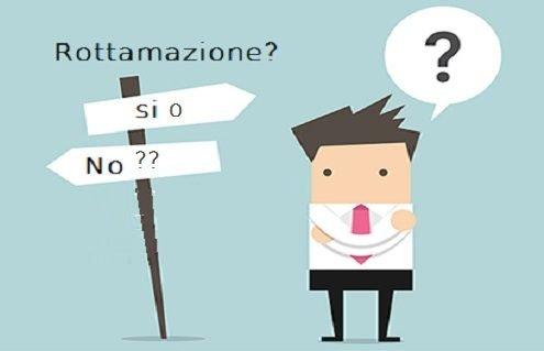 Rottamazione: cosa succede se non pago?