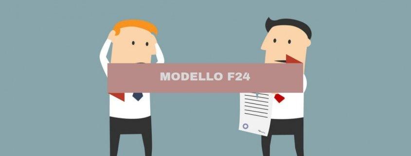 Ecco tutto quello che c'è da sapere sul modello F24