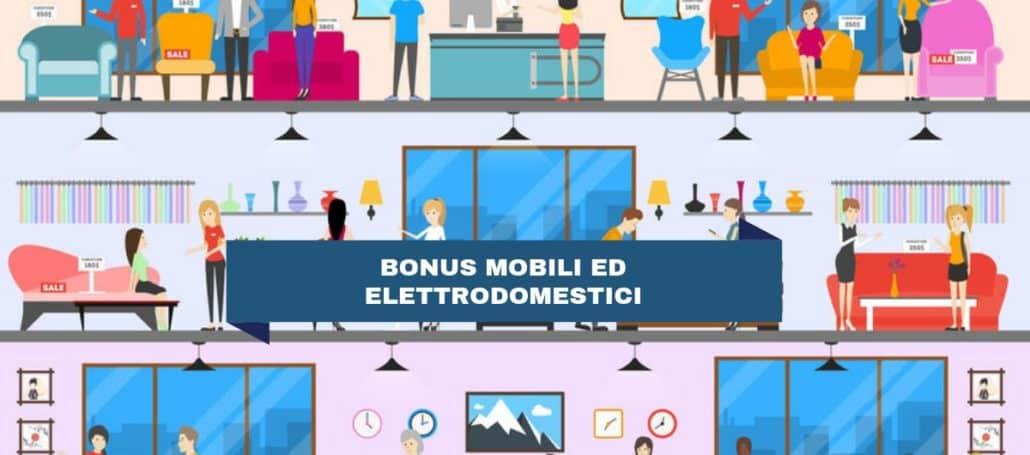 Come funziona il Bonus mobili ed elettrodomestici 2018
