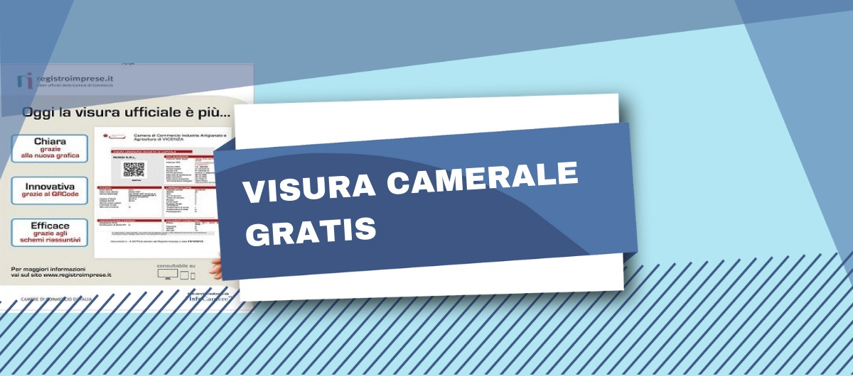 visure camerali gratis