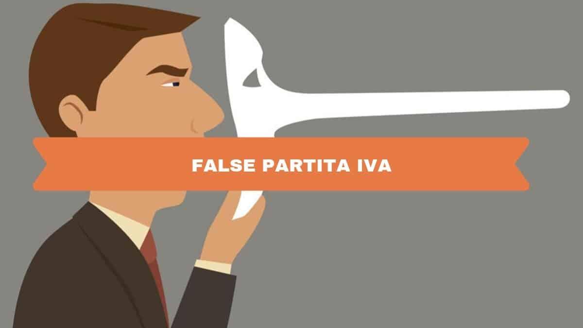 False Partita IVA: cosa sono e quali le sanzioni
