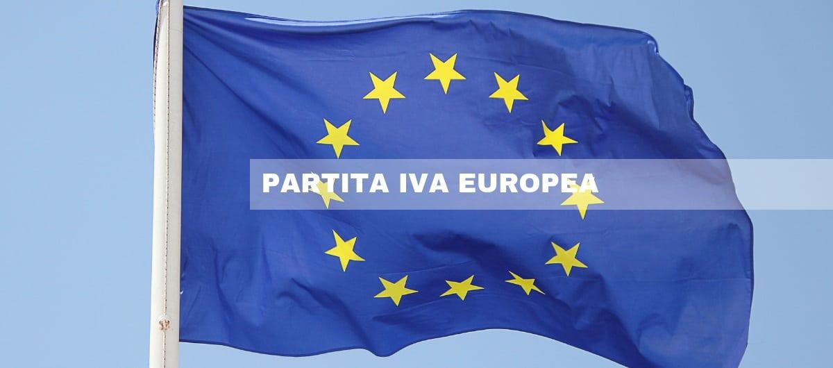 Aprire partita IVA europea