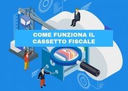 Cassetto fiscale: come funziona