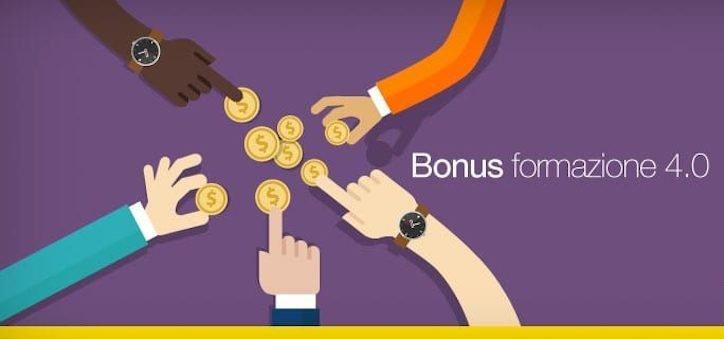 bonus formazione 4.0 2018