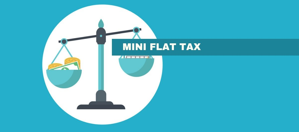 Mini Flat tax 2019 e aprire partita iva