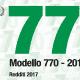 modello 770 2018