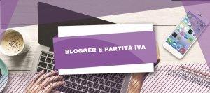 Aprire partita IVA blogger