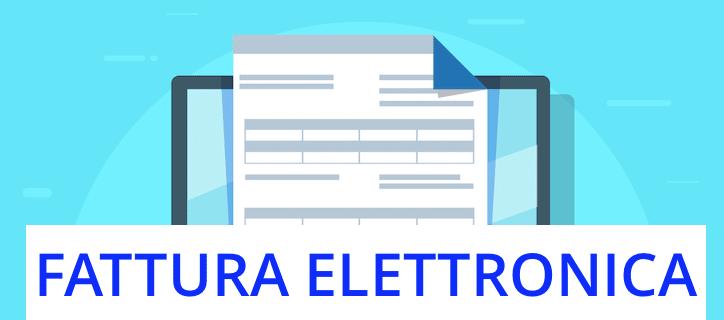 FATTURA ELETTRONICA 2019