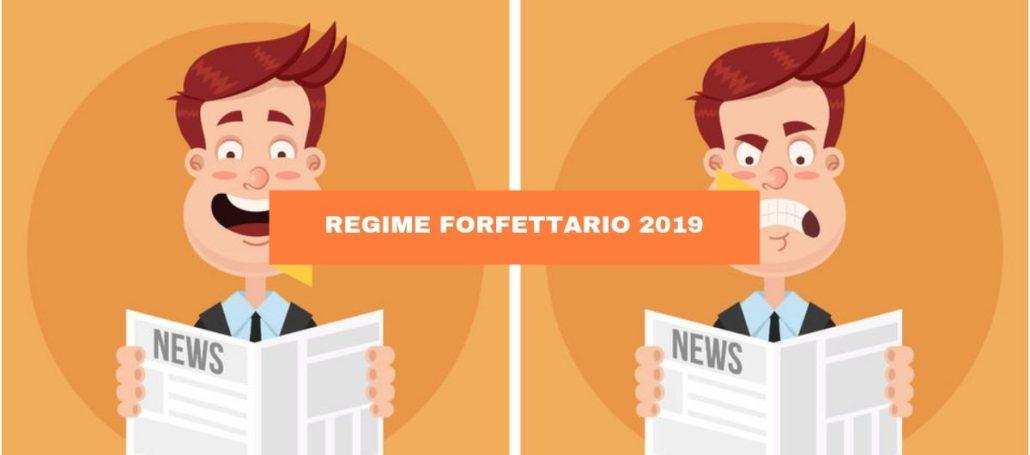 Tutte le novità del regime forfettario 2019