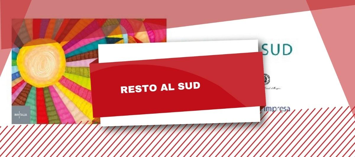Bando Resto al Sud 2019
