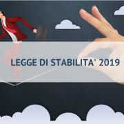 Legge di bilancio 2019