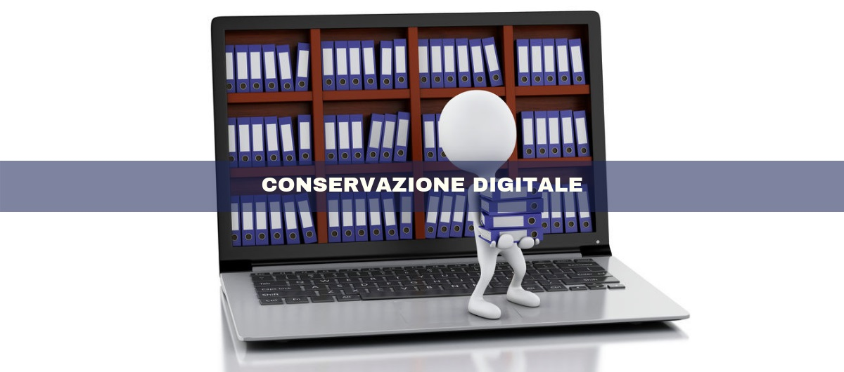 Conservazione digitale dei documenti