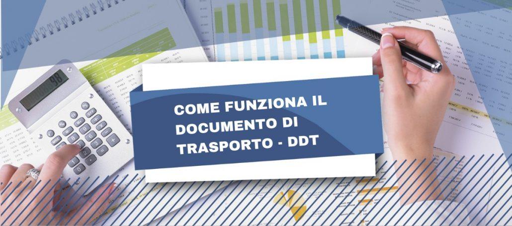 Il DDT : come funziona e come si compila il Documento di trasporto