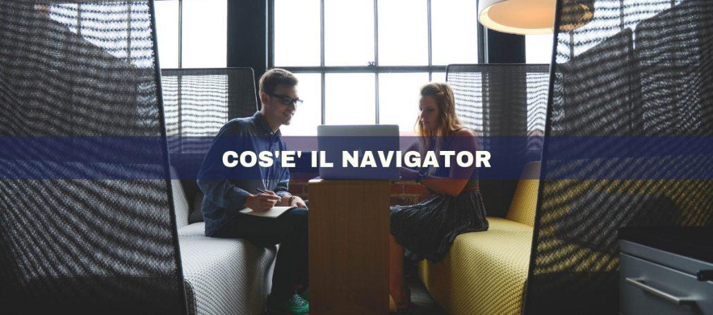 Come funziona la selezione per navigator
