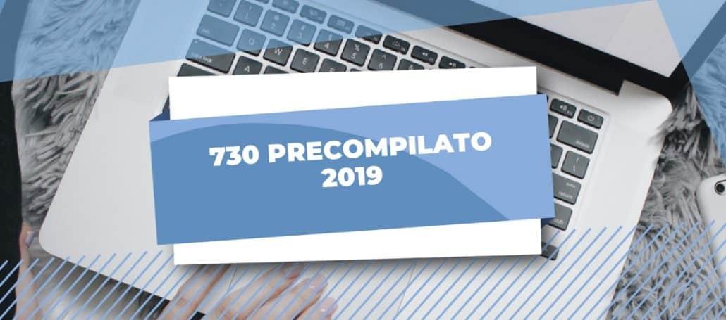 730 PRECOMPILATO 2019