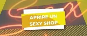 aprire un sexy shop