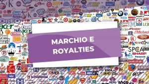 marchio aziendale e royalties