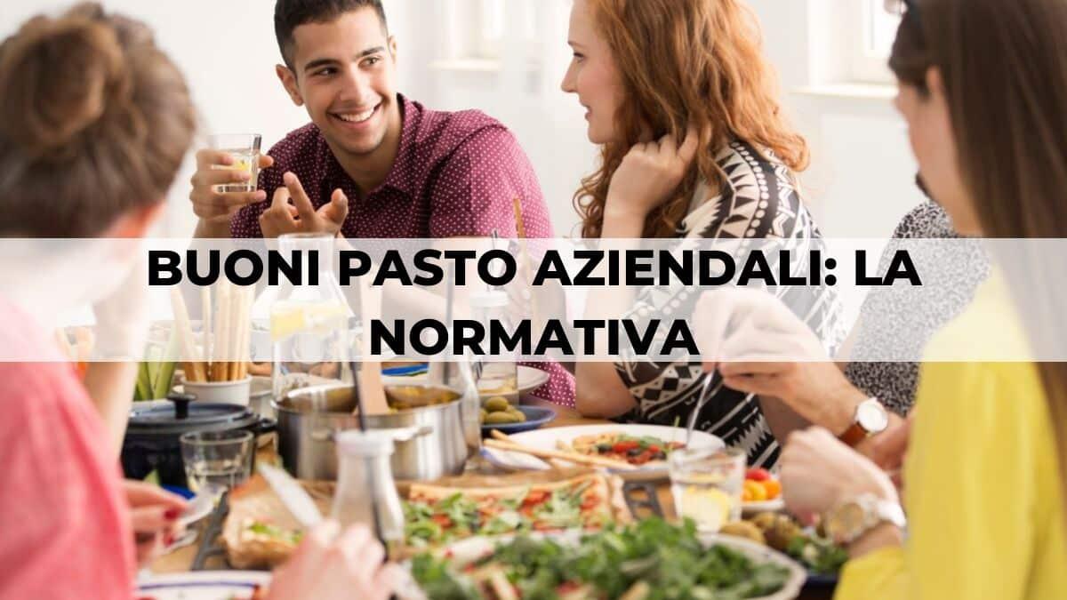 buoni pasto aziendali 2019