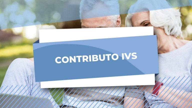 CONTRIBUTO IVS