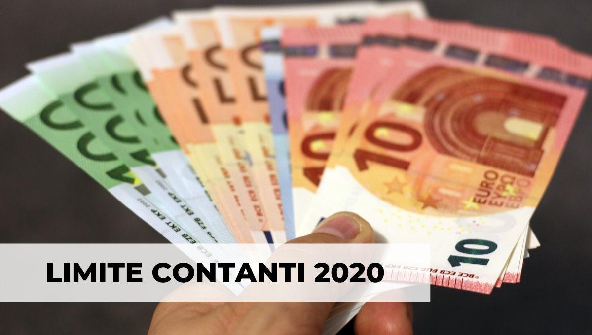 limite contanti 2020