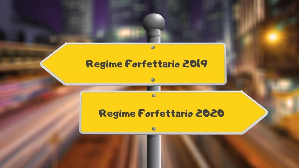 Regime forfettario 2020: ecco le novità
