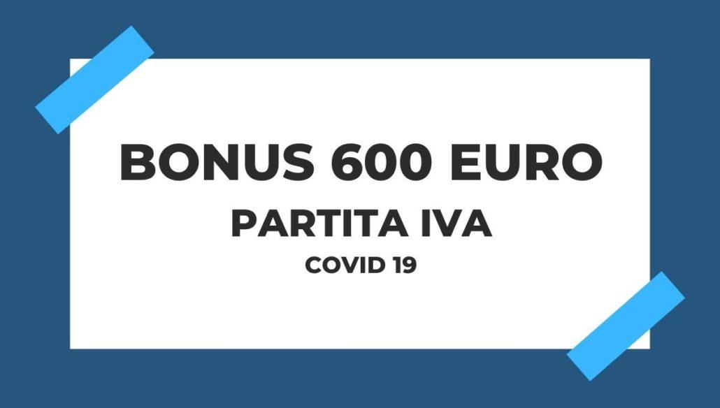 bonus 600 euro decreto cura italia