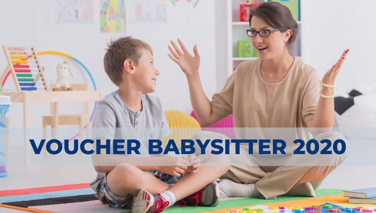 VOUCHER BABYSITTER 2020