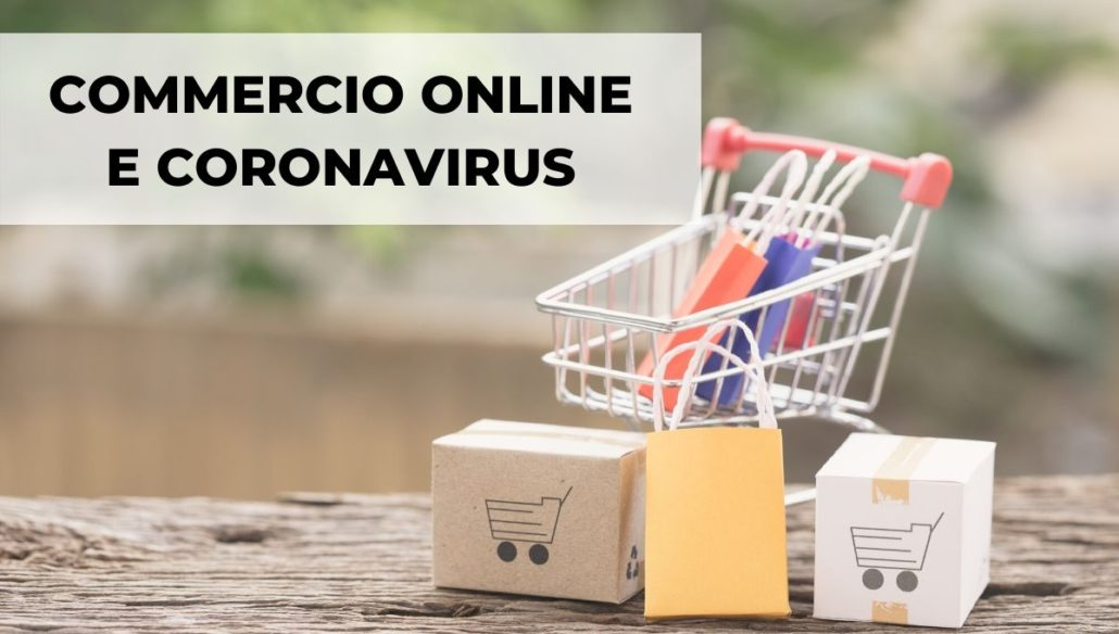 ecommerce e coronavirus