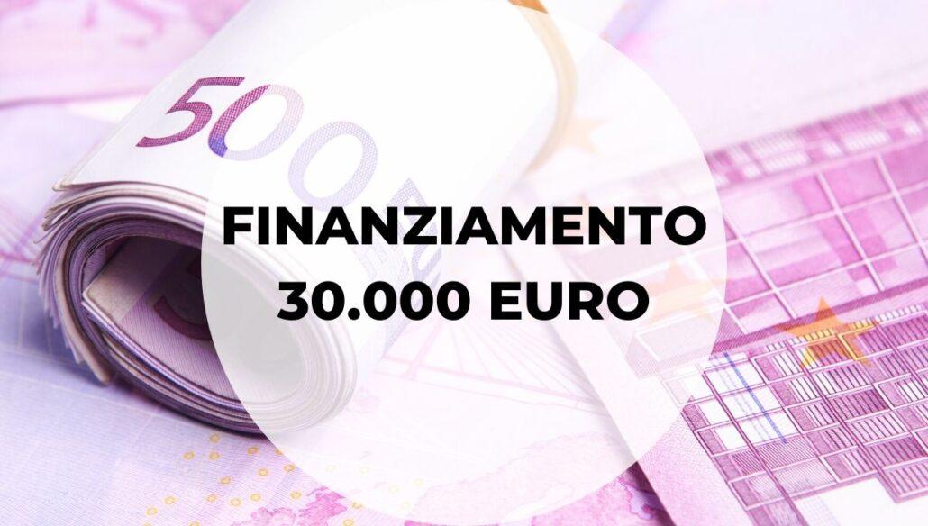 finanziamento 30.000 euro covid 19