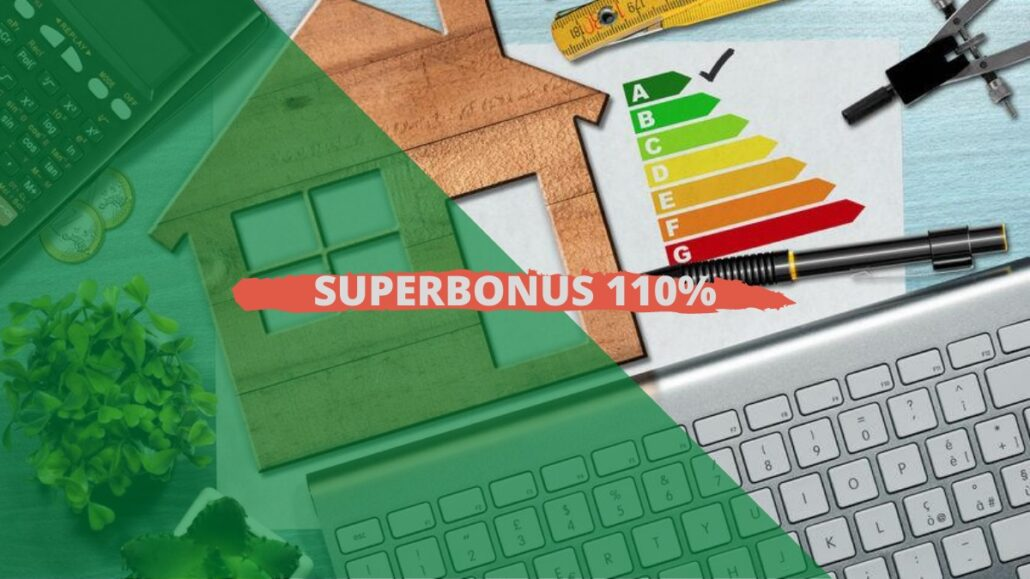 SuperBonus 110%: Ecco la guida dell'Agenzia delle Entrate