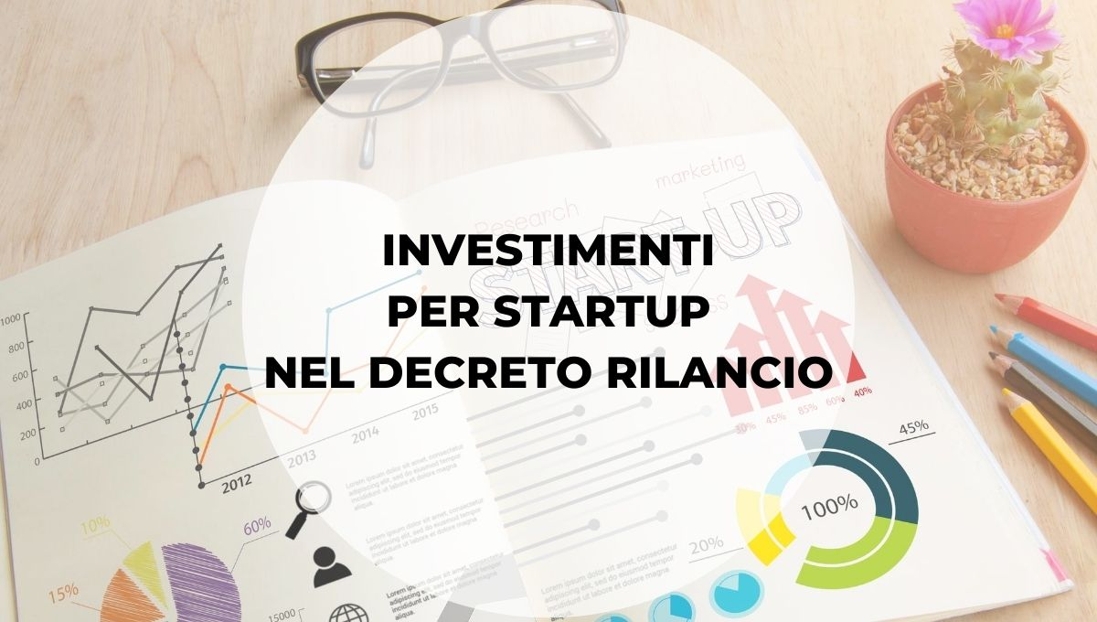 investimenti per start up