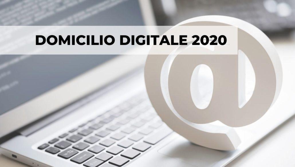 domicilio digitale 2020 obbligatorio