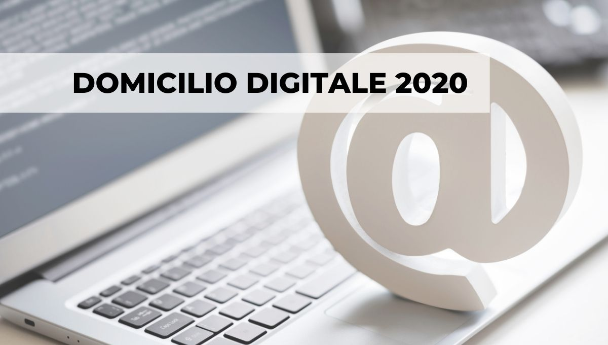 domicilio digitale 2020 obbligatorio